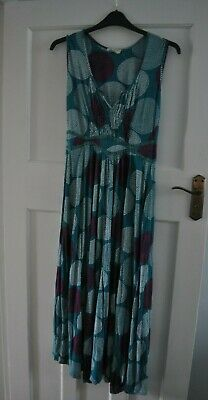 £12.95 • Buy BRAINTREE (now Thought Clothing) Summer Maxi Style Dress Size 12