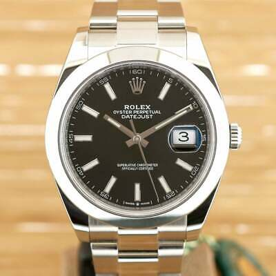 $ CDN12897.71 • Buy Rolex Datejust 41 - Box And Papers October 2020