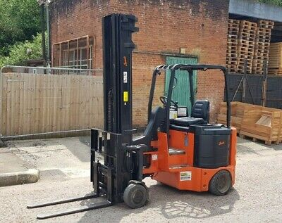 £4200 • Buy Bendi Forklift BE4160D.D 2001 YOM 1889 Hours Electric Industrial Warehouse