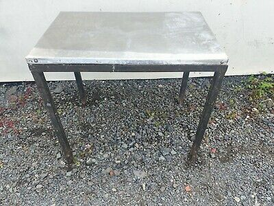 £95 • Buy Stainless Steel Topped Table