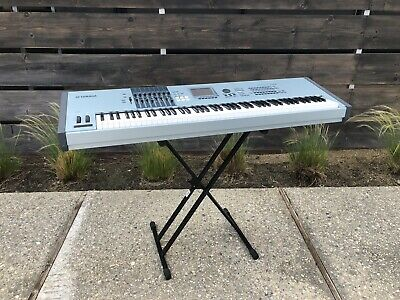 £1442.06 • Buy Yamaha Motif XS8 Music Production Synthesizer - Pre-owned 88-note Keyboard XLNT