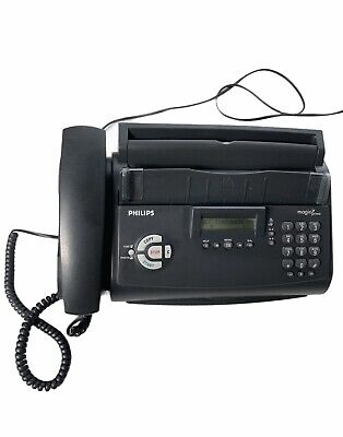 £29.99 • Buy Vintage Phillips Fax And Phone Machine Working Magic 3