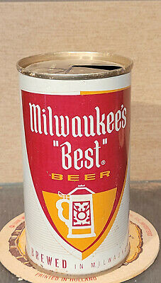 $5 • Buy 1969 Milwaukees Best Pull Tab Beer Can Gettleman Division Of Miller Milwaukee Wi