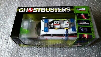 £140 • Buy Autoworld Ecto 1 Ghostbusters 1:18 Scale Die Cast