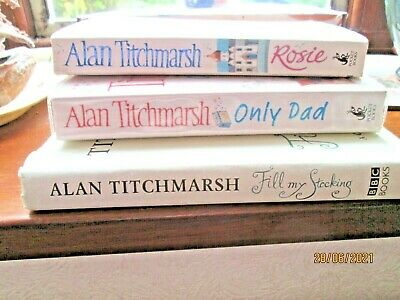 £5 • Buy  Alan Titchmarsh Books - Job Lot  - 3 Books In Total - COLLECTION ONLY
