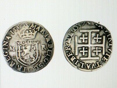 £1500 • Buy Rare Antique Mary Queen Of Scots Coin 1557