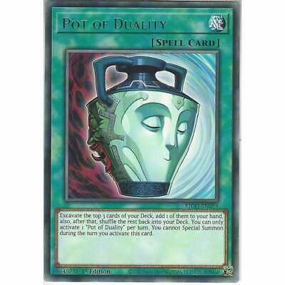 £0.99 • Buy KICO-EN054 Pot Of Duality | 1st Edition Rare YuGiOh Trading Card Game Spell TCG