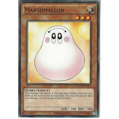 £0.99 • Buy YGLD-ENC22 Marshmallon   Unlimited Common   YuGiOh Trading Card Game TCG Monster