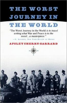 £3.56 • Buy The Worst Journey In The World By Cherry-Garrard, Apsley , Paperback