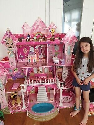 £28 • Buy Wooden Country Dolls House Play Set