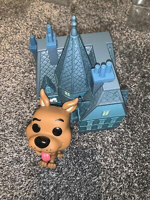 £12 • Buy Funko Pop Scooby Doo With Mansion **No Box!!**