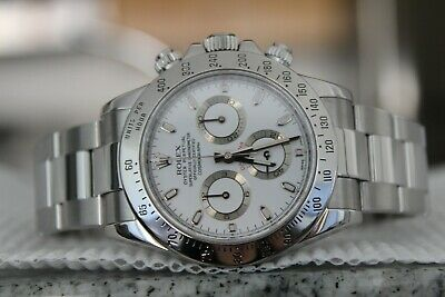 """$ CDN36990.04 • Buy Rolex 116520 White Daytona """"APH Error Dial"""" With Box And Papers! APH DIAL WOW!!!"""