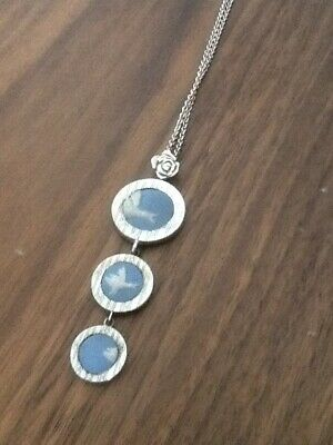 £175 • Buy Wedgwood Necklace - 925 Sterling Silver
