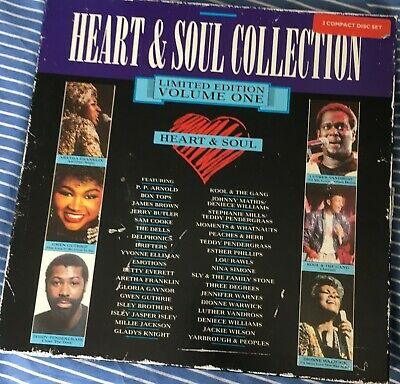 £10 • Buy Heart And Soul Collection