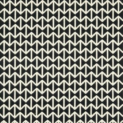 $55 • Buy New Authentic Maharam Double Triangles Upholstery Fabric Remnant Girard