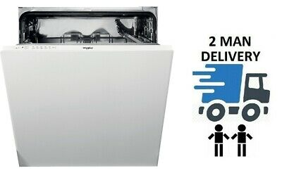 View Details Whirlpool WIE2B19NUK 13 Place 60cm Integrated Dishwasher + 2 Year Warranty • 338.95£