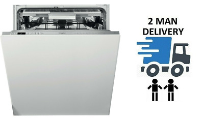 View Details Whirlpool WIO3O33PLESUK 14 Place 60cm Integrated Dishwasher + 2 Year Warranty • 598£