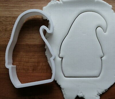£4.09 • Buy Gnome Christmas Cookie Cutter Biscuit Dough Fondant 3 Sizes Gonk Xmas Tomte