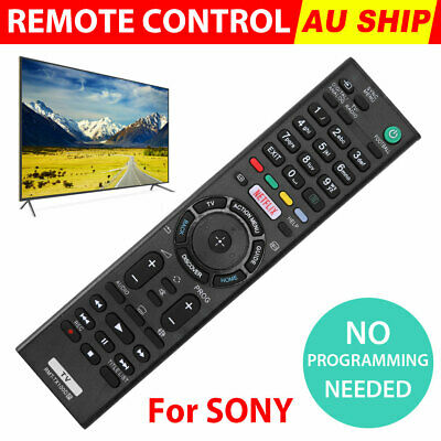 AU12.85 • Buy Replacement For SONY BRAVIA NETFLIX Universal Remote Control LCD LED Series TV
