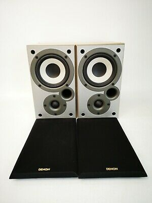 £39.99 • Buy MISSION For DENON SC-M5K High Quality 2 Way Bookshelf Speakers Made In England