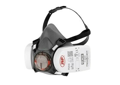 £30 • Buy Force™8 (Small) Half-Mask With PressToCheck™ - P3 Filters