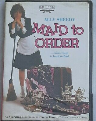 $22.95 • Buy Maid To Order Ally Sheedy (DVD, 2002) Brand New Factory Sealed