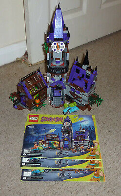 £75 • Buy Lego 75904 Scooby Doo - Mystery Mansion
