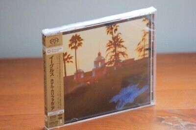 £30 • Buy Eagles Hotel California | Hybrid Sacd | Brand New | Dispatched From Uk