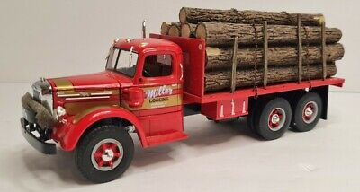 $159.99 • Buy First Gear 1:34 Scale Mack L Series Logging Stake Truck