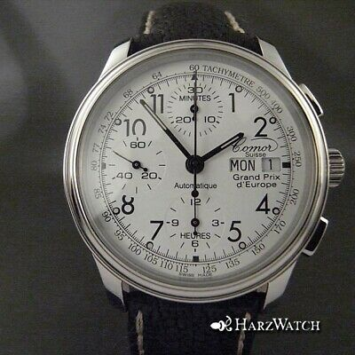$ CDN732.90 • Buy Comor Suisse Automatic CHRONOGRAPH Grand Prix D´Europe ADAC Limited Edition