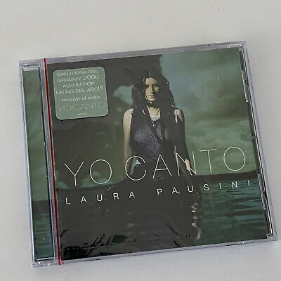 £10.95 • Buy Laura Pausini CD Yo Canto 2006 With Hype Sticker New Sealed