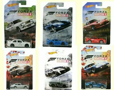 £7.99 • Buy Hot Wheels Forza Horizon 4 Series 1:64 Scale Die-cast Car Choice Of 6 Models