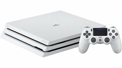 AU548 • Buy Sony PS4 Pro Console 1TB White