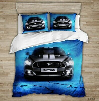 AU89 • Buy Ford Mustang Doona Cover Set