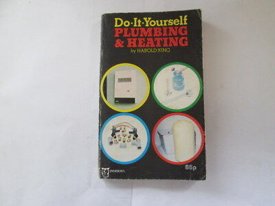 £3.88 • Buy Good - Do-it-yourself Plumbing And Heating (Paperfronts) - King, Harold 1978-09-