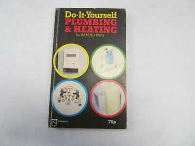 £3.49 • Buy Good - Do-it-yourself Plumbing And Heating (Paperfronts) - King, Harold 1983-01-