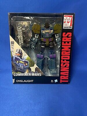 £39.99 • Buy TRANSFORMERS Generations Combiner Wars ONSLAUGHT Decepticon Voyager