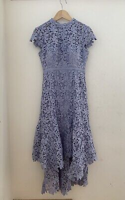 AU22.50 • Buy FOREVER NEW Lavender Lace Dress NWT Sz 8 RRP $189.99