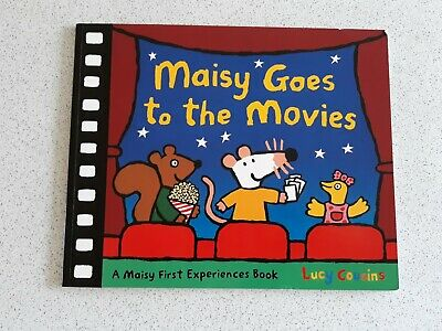 $4.12 • Buy Maisy Goes To The Movies: A Maisy First Experiences Book By Lucy Cousins EX CON