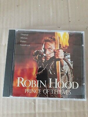 £1.50 • Buy Robin Hood, Prince Of Thieves: Original Motion Picture Soundtrack CD