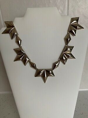 £1.65 • Buy (2059) Oasis Gold Tone Metal Necklace