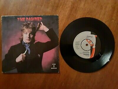 £10 • Buy The Damned, Love Song 7  Vinyl. Rat Scabies Sleeve