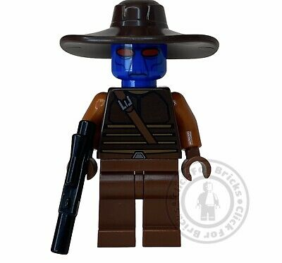£24.99 • Buy LEGO Star Wars Cad Bane Minifigure From HH-87 Starhopper 75024 New Rare - Sw0497