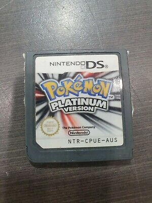 AU160 • Buy Pokemon Platinum DS Game Cart Only