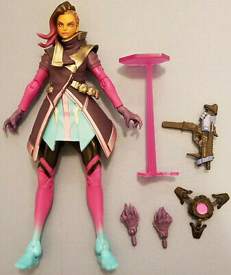 AU5.44 • Buy Sombra Hasbro Overwatch Ultimates Series 6-Inch Action Figure Blizzard Game