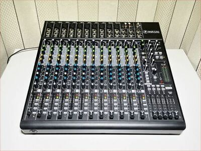 $799 • Buy Mackie 1642VLZ4 Analog Mixer With Power Cable Pro Audio Equipment Rare Used Good