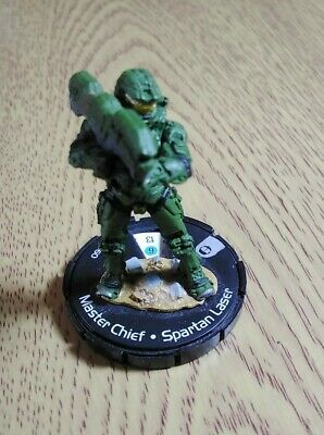 £1 • Buy Halo Actionclix Master Chief With Spartan Laser