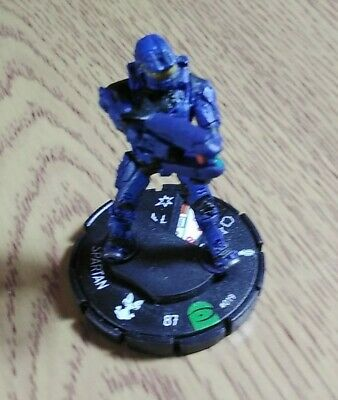 £1 • Buy Halo Actionclix Blue Spartan With Plasma Rifle