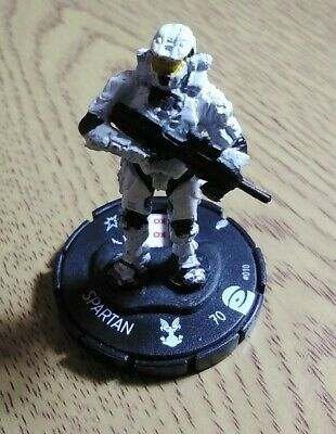 £1 • Buy Halo Actionclix White Spartan With Battle Rifle