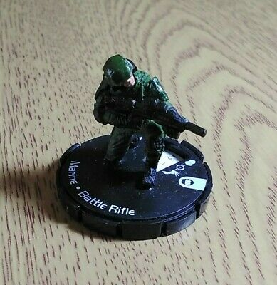 £1 • Buy Halo Actionclix UNSC Marine With Battle Rifle